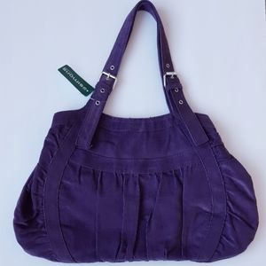 NWT Simons purple purse